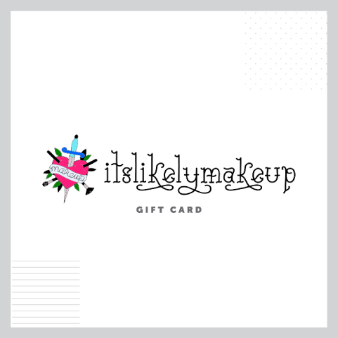 itslikelymakeup Gift Cards