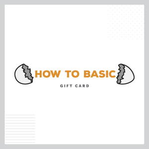 How To Basic Gift Cards