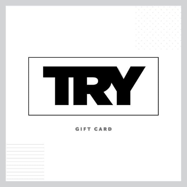 The Try Channel Gift Card