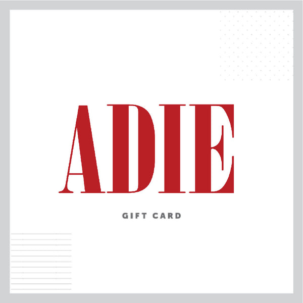 It's Adie Gift Card