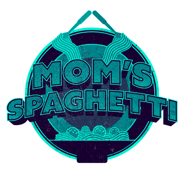Mom's Spaghetti Sticker Pack