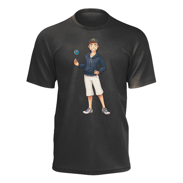 MANDJTV POKEVIDS: THREW THE BALL T-SHIRT