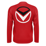 Delta Red Longsleeve - Youth