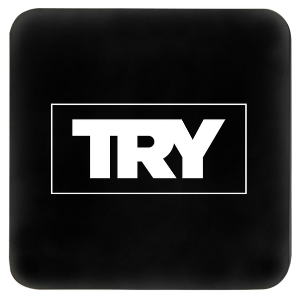 TRY Coasters (4-pack)