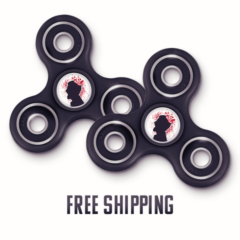 ZombieGoBoom Fidget Spinner 2 Pack  ***FREE SHIPPING***