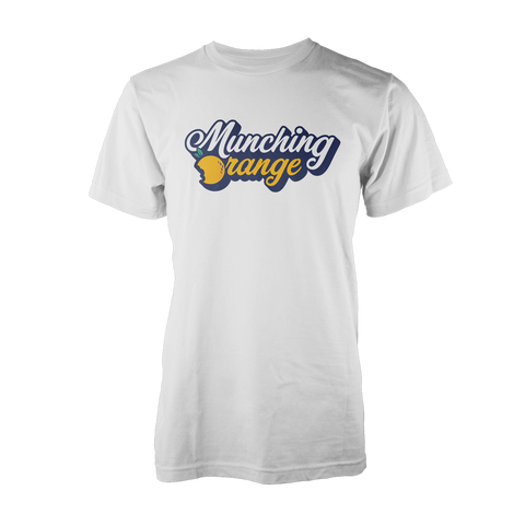 MUNCHING ORANGE: LOGO T-SHIRT