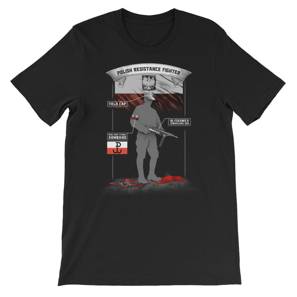 Polish Resistance Fighter T-Shirt