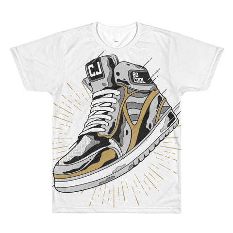 CJ SO COOL: JUMBO SHOE TEE