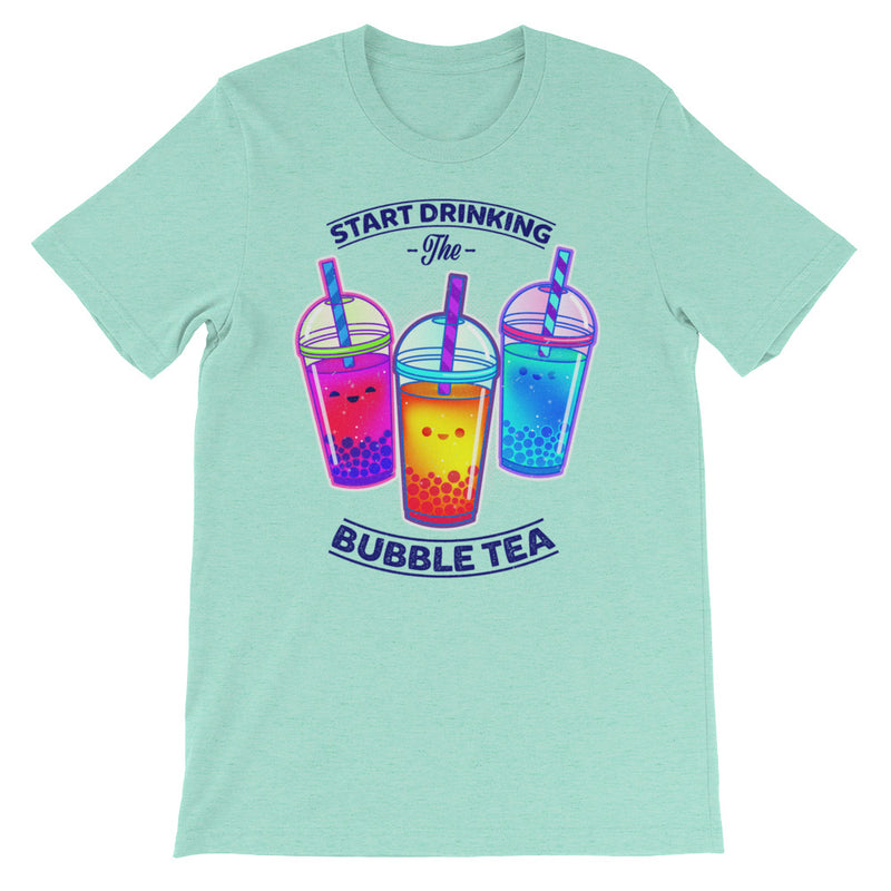 Bubble Tea T-Shirt - Mint