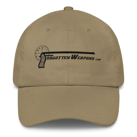 FORGOTTEN WEAPONS: LOGO HAT