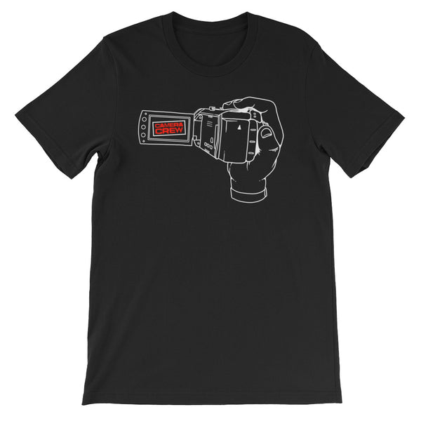 ANGRY GRANDPA: CAMERA CREW T-SHIRT
