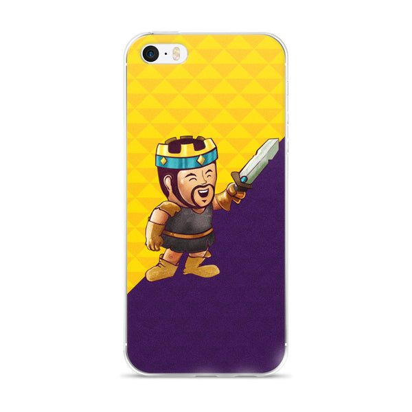 ANIKILO: CLAN IPHONE 5/5S/SE, 6/6S, 6/6S PLUS CASE