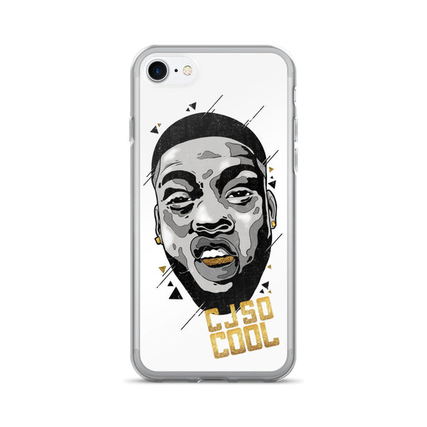 CJ SO COOL: WHITE IPHONE 7/7 PLUS CASE