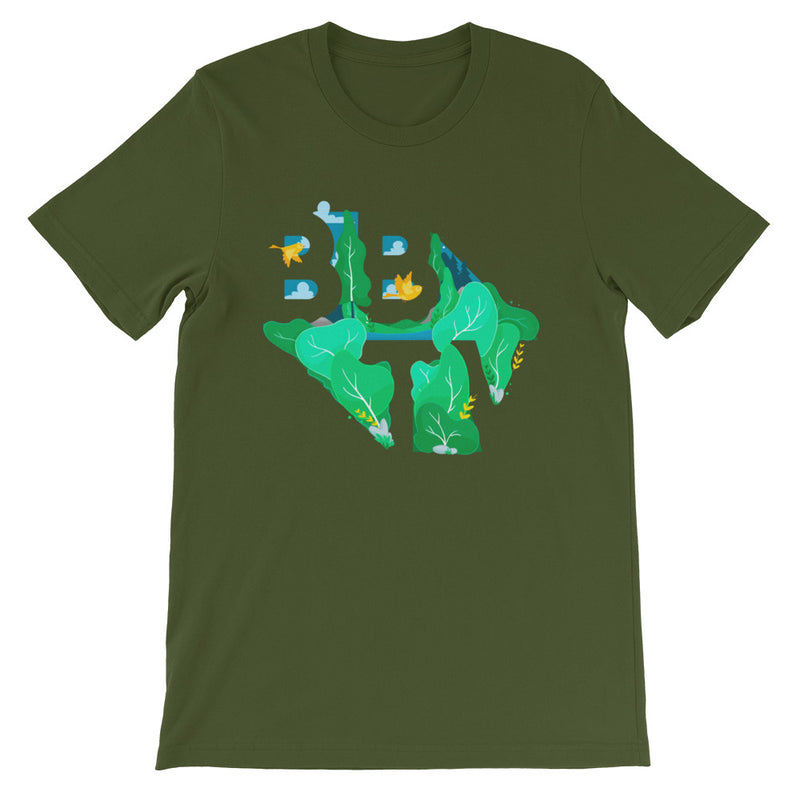 Nature Logo T-Shirt