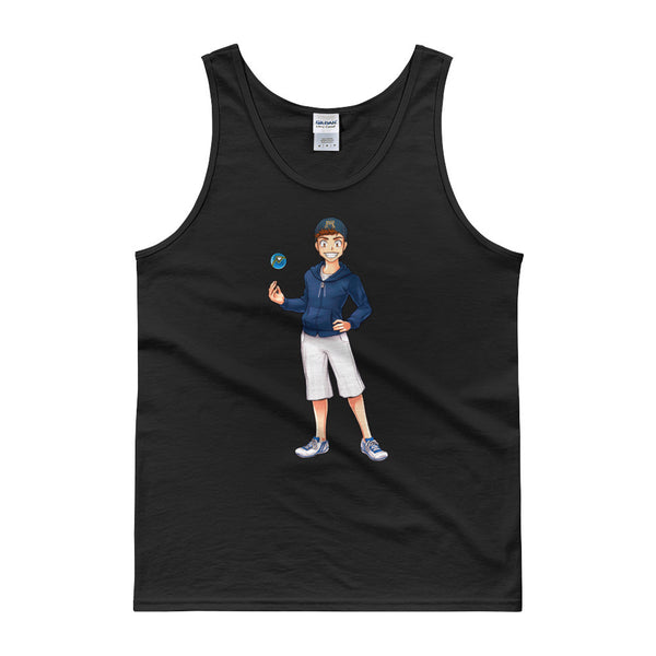 MANDJTV POKEVIDS: THE BALL TANK TOP