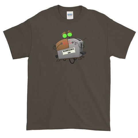 DOUBLE TOASTED: SIDEKICK 3K TEE