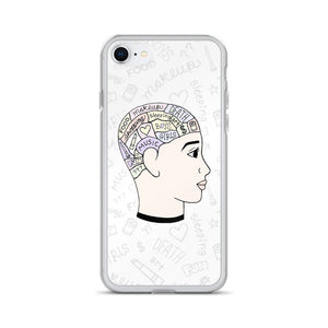 Phrenology iPhone Case