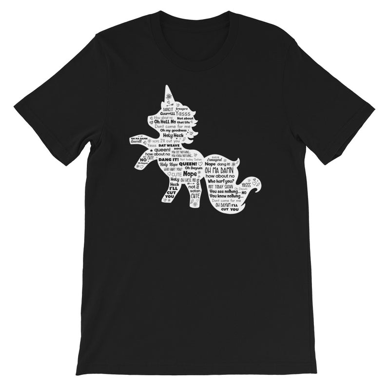 Unicorn T-Shirt - Adult
