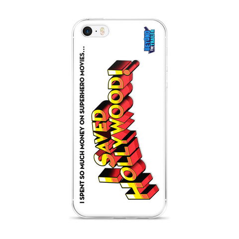 BEYOND THE TRAILER: I SAVED HOLLYWOOD IPHONE 5/5S/SE, 6/6S, 6/6S PLUS CASE