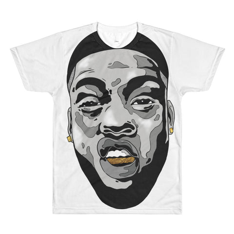 CJ SO COOL: JUMBO FACE TEE