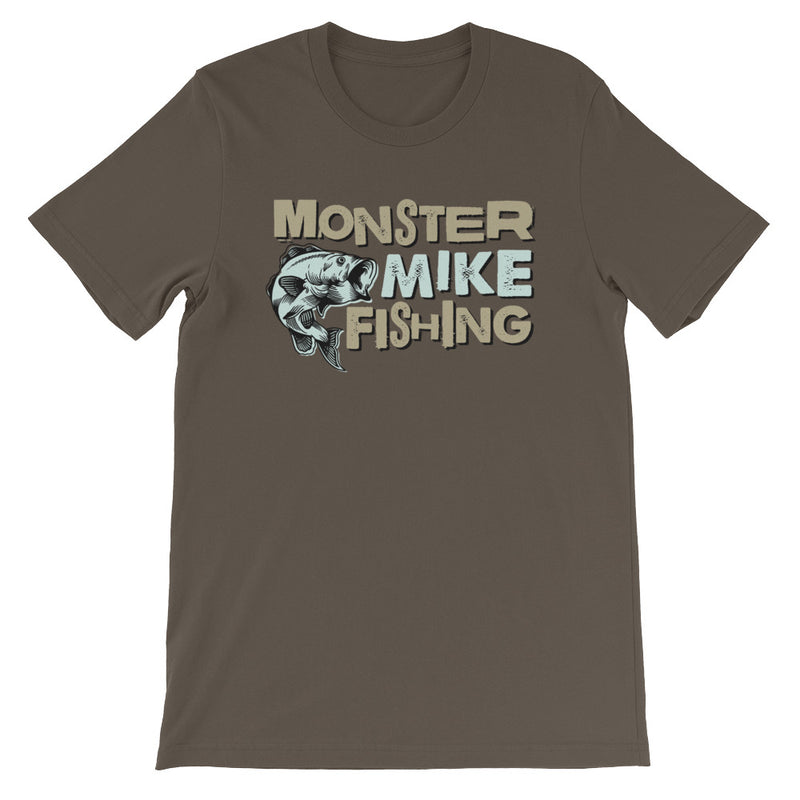 Monster Mike T-Shirt