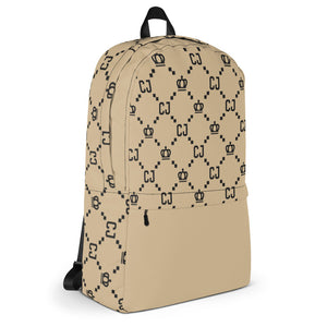 Luxe Pattern Premium Backpack