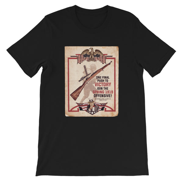 1919 Secret Weapons - America T-Shirt