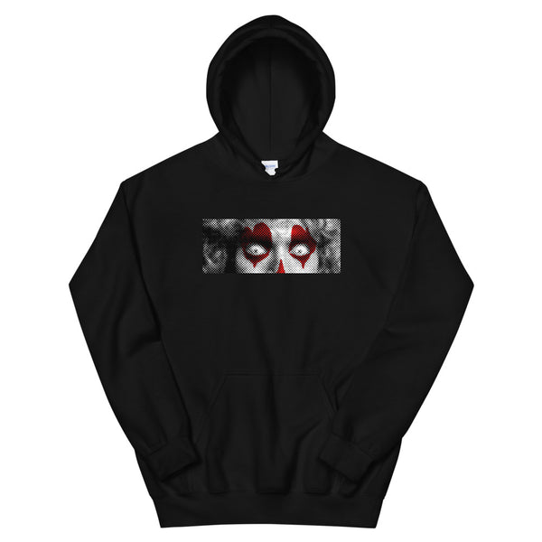 Eyes of a Clown Hoodie - Adult
