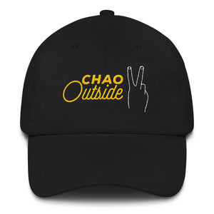 Outside Dad Hat