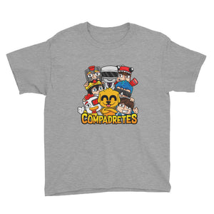 Compadretes Boys T-Shirt - Heather