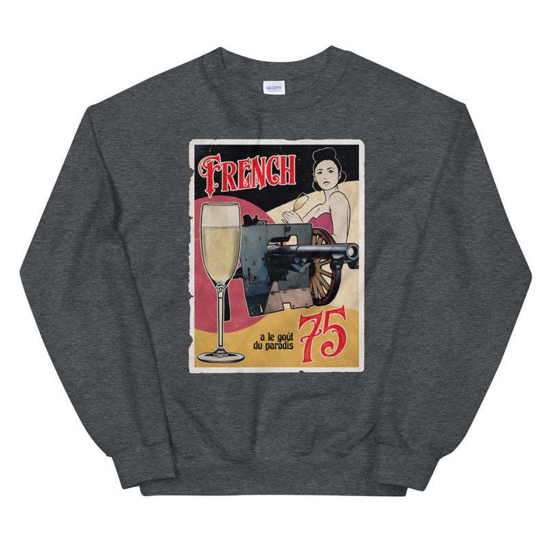 French 75 Sweatshirt