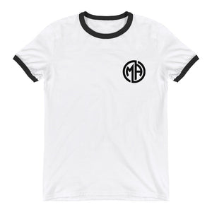 Ringer T-Shirt - White
