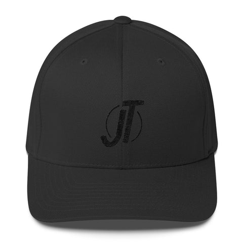 JOSH TRYHANE: ALL BLACK JT BASEBALL CAP