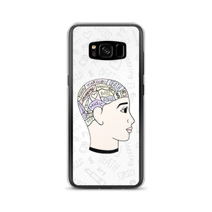 Phrenology Samsung Galaxy S7/S8 Case