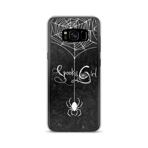 Spooky Girl Case - Samsung Galaxy S8/S9