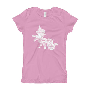 Unicorn T-Shirt - Girls