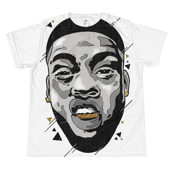 CJ SO COOL: JUMBO FACE TEE - YOUTH
