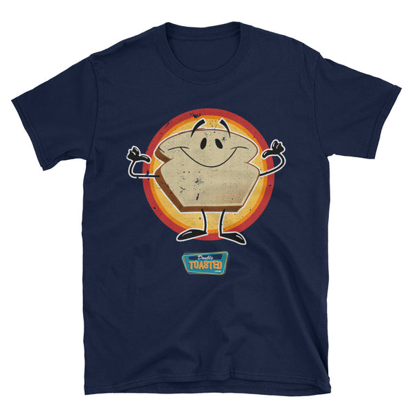 DOUBLE TOASTED: TOASTY T-SHIRT