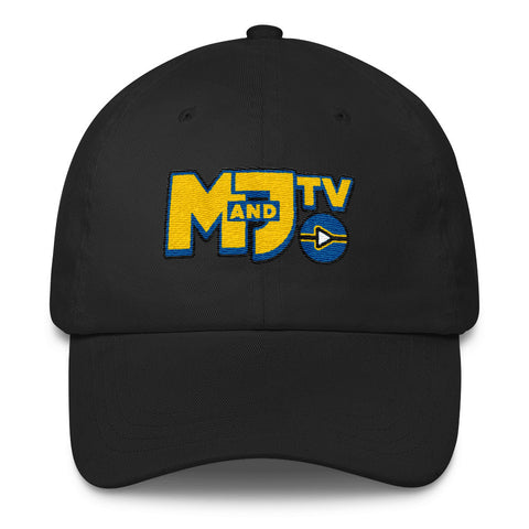 MANDJTV POKEVIDS: M&J BLACK DAD CAP