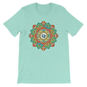 Mandala T-Shirt - Mint