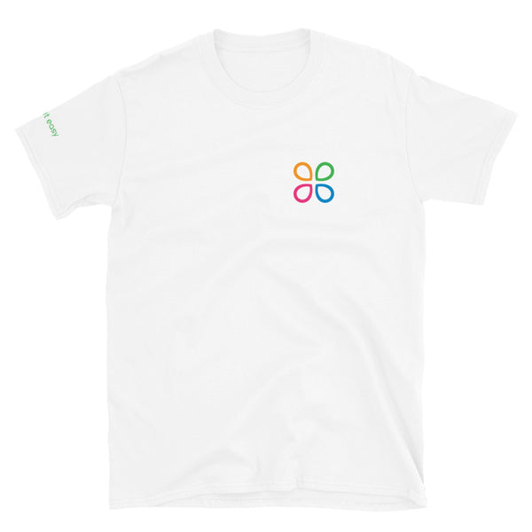Chest Logo Tee - Adult