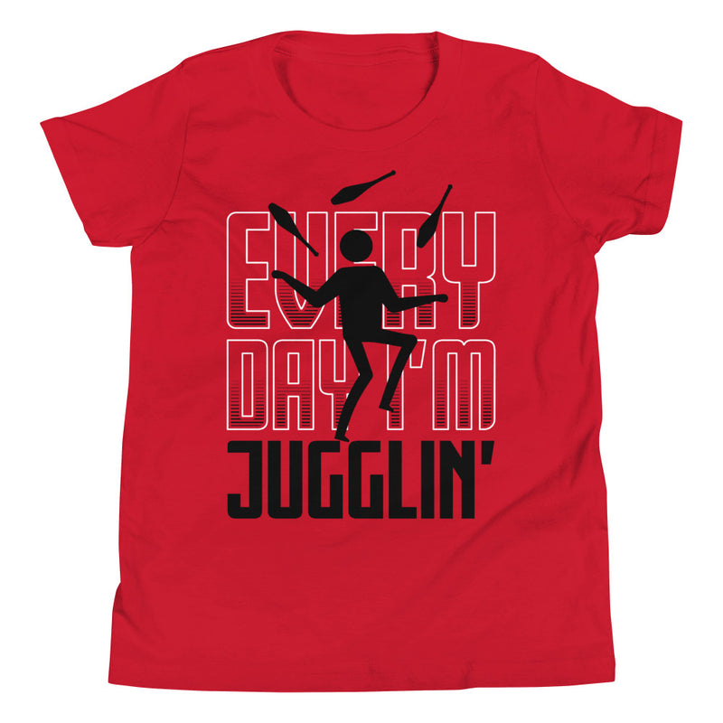 Everyday I'm Jugglin' Tee - Youth