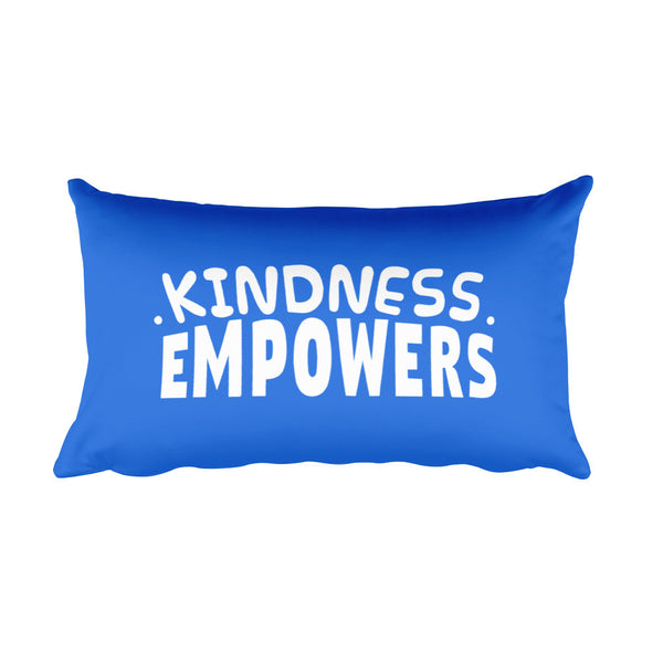 CASEY SIMPSON: KINDNESS EMPOWERS PILLOW