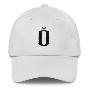 Black Logo Dad Cap