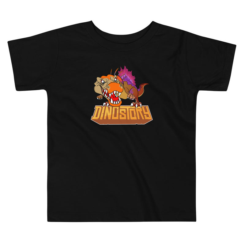 Spinosaurus Black T-Shirt - Toddler