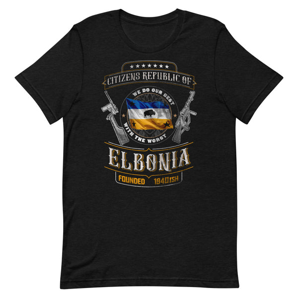 Elbonia Heather T-Shirt