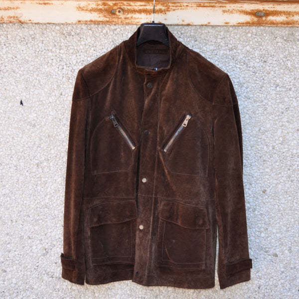 ORCIANI Suede Jacket