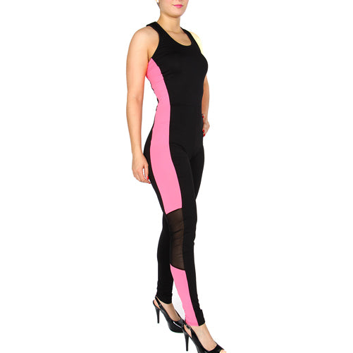 legging jumpsuit by Velma Canaday