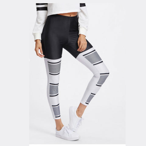 Divided Leggings By Velma Canaday