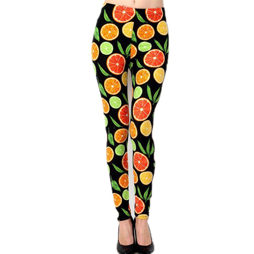 grapefruit plus size leggings; Tights Presented by Velma Canaday